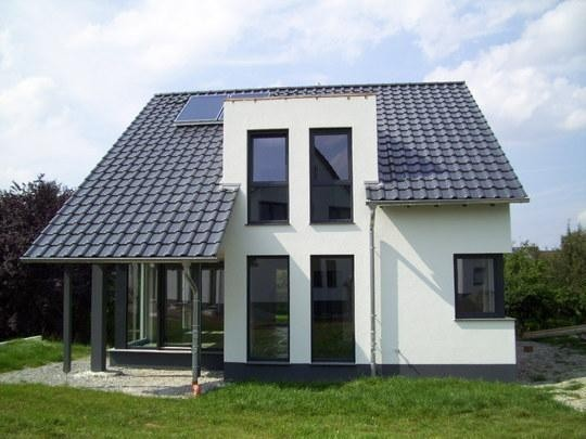 Einfamilienhaus Neubau Modern Haeuser. Large Size Of Schnes, Modern Dekoo